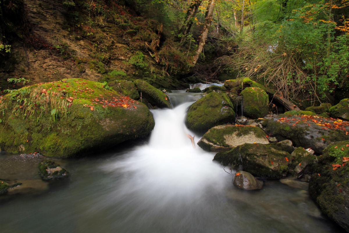 Im Fluss bleiben