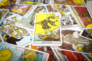 Therapeutisches Kartenlegen als Unterstützung in der Prozessarbeit
